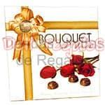 Diloconrosas.com - Chocolate 02 - Codigo:CHN02 - Detalles: Linda caja Bouquet de Rosas  con deliciosos chocolates en forma de rosas. - - Para mayores informes llamenos al Telf: 225-5120 o 476-0753.
