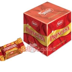 Caja Princesas