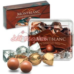Diloconrosas.com - Chocolate MontBlank - Codigo:CHN13 - Detalles: Exquitos bombones por docena  - - Para mayores informes llamenos al Telf: 225-5120 o 476-0753.