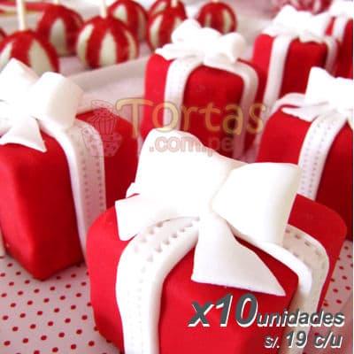 10 Tortas Peruanas - Codigo:CJP02 - Detalles: 10 packs cada uno con, deliciosa torta a base de fino queque ingles rellena de manar blando y deocrada con masa elastica. Incluye Tarjeta de decatoria. Medidas: 10cm x 10cm. Incluye elegante decoracion en masa elastica rojo y blanco. - - Para mayores informes llamenos al Telf: 225-5120 o 4760-753.