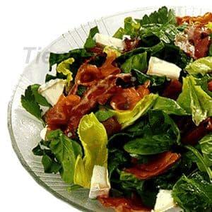 Diloconrosas.com - Super Ensalada - Codigo:CMD08 - Detalles: Deliciosa Ensalada a base de lechugas fresas, tomate, queso, pepinos, porciones de champi�ones, ideal para un almuerzo Light. El presente viene en una fuerte de acr�lico cristal, puede ser para 2 personas o para 1. - - Para mayores informes llamenos al Telf: 225-5120 o 476-0753.