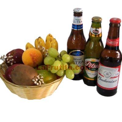 Lafrutita.com - Cerveza Negra Gordelicia x 2 - Codigo:DBA05 - Detalles: Espectacular y delicioso cuerpo de nuestra cerveza Negra . Cerveza de Exportaci�n. 6.8% de alcohol. Presentaci�n de 2 unidades. El presente viene en una caja de regalo sellada e incluye tarjeta de dedicatoria. Contenido neto de cada botella 330ml de exquisita cerveza negra. - - Para mayores informes llamenos al Telf: 225-5120 o 476-0753.