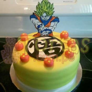 Grameco.com - Regalos a PeruTorta Dragon Ball 02