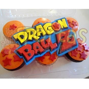 Grameco.com - Regalos a Peru6 muffins Dragon Ball