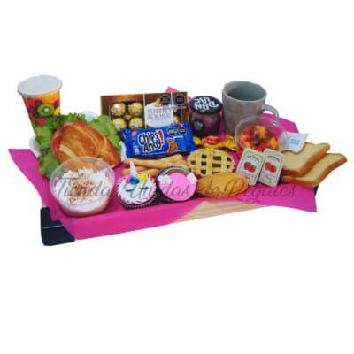Desayuno Unicornio | Desayunos de regalo | Desayuno Dulce Unicornio - Cod:DCE02