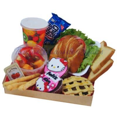 Desayuno Unicornio - Desayunos y Meriendas | Desayuno Dulce Kitty  - Cod:DCE03