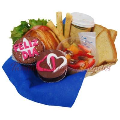 Desayuno de Sorpresa   Desayunos para cumpleaños - Cod:DCS09