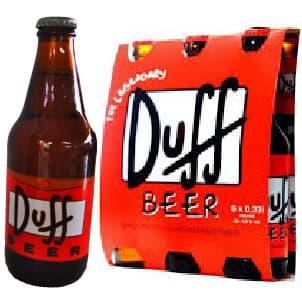 Deliregalos.com - Cerveza Duff x 3 - Codigo:DDP05 - Detalles: Espectacular y deliciosa presentaci�n de nuestra cerveza artesanal DUFF, Cerveza tipo Lager, con 5% de alcohol. Presentaci�n  de 3 unidades. El presente viene en una caja de regalo sellada e incluye tarjeta de dedicatoria. Contenido neto de cada botella 330ml de exquisita cerveza. - - Para mayores informes llamenos al Telf: 225-5120 o 476-0753.