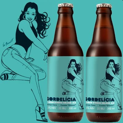 Deliregalos.com - Cerveza Artesanal Gordelicia x 2 - Codigo:DDP06 - Detalles: Dos cervezas negras organicas de 330ml. Cuerpo Espectacular Garantizado! - - Para mayores informes llamenos al Telf: 225-5120 o 476-0753.