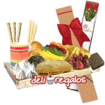 Desayuno de Gala - Codigo:DEA16 - Detalles:  - - Para mayores informes llamenos al Telf: 225-5120 o 4760-753.