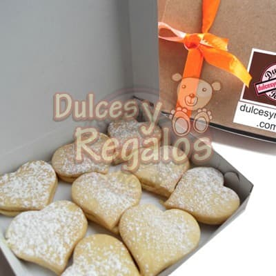Alfjores gourmet | Regalos Dia De La Mujer - Cod:DMJ47