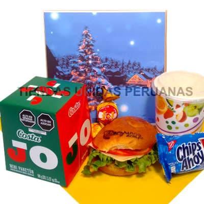 Desayuno de Navidad - Cod:DNV12