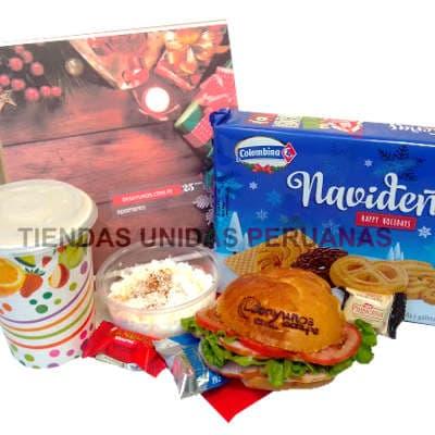 Desayuno de Navidad Delivery - Cod:DNV13