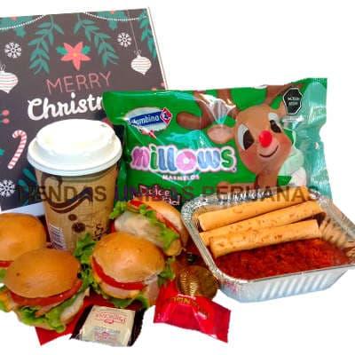Delivery de Desayunos de Navidad.  - Cod:DNV14