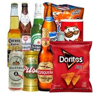 Grameco.com - Regalos a PeruPack Cervezas