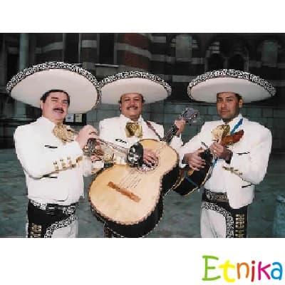 I-quiero.com - Mariachi Basico - Codigo:ETA01 - Detalles: Mariachi Mexico Lindo a base de 3 artistas, incluye mejores repertorios musicales mexicanos, servicio basico a base de 3 personajes, sombrero especial para fotos de invitados y show por 1 hora. Servicio en todo Lima y Callao - - Para mayores informes llamenos al Telf: 225-5120 o 476-0753.