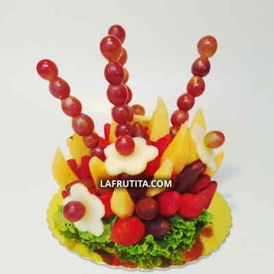 Lafrutita.com- Frutero Nro 6 - Delivery de Fruta, fresas con chocolate, fruteros y regalos personalizados a todo Lima y Callao. Atencion 24 horas via web. Ante cualquier duda llamar al (511)225-5120