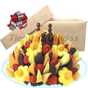 Lafrutita.com- Frutero 8 - Delivery de Fruta, fresas con chocolate, fruteros y regalos personalizados a todo Lima y Callao. Atencion 24 horas via web. Ante cualquier duda llamar al (511)225-5120