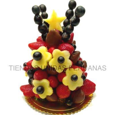 Lafrutita.com- Frutero 13 - Delivery de Fruta, fresas con chocolate, fruteros y regalos personalizados a todo Lima y Callao. Atencion 24 horas via web. Ante cualquier duda llamar al (511)225-5120