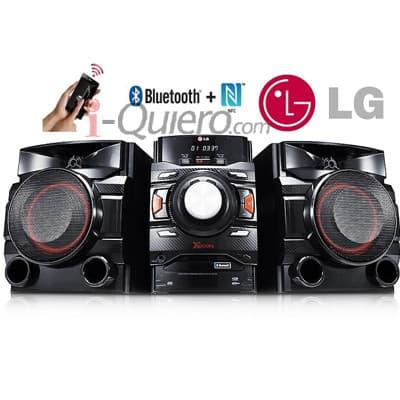 Deliregalos.com - Lg Compomente 460W - Codigo:FPP03 - Detalles: Minicomponente 460w Marca LG  - - Para mayores informes llamenos al Telf: 225-5120 o 476-0753.