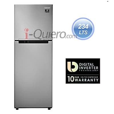 Deliregalos.com - Refrigerador Samsung  - Codigo:FPP04 - Detalles: 234 Litros, 2 puertas, tecnologia Multiflow - - Para mayores informes llamenos al Telf: 225-5120 o 476-0753.