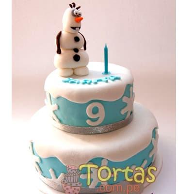 Grameco.com - Regalos a PeruTorta Frozen 03