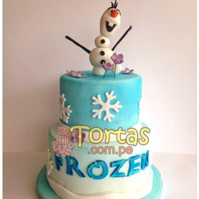 Grameco.com - Regalos a PeruTorta Frozen 05