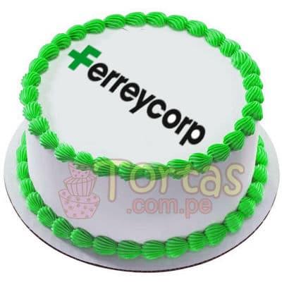 Grameco.com - Regalos a PeruFoto-Torta 20cm diametro