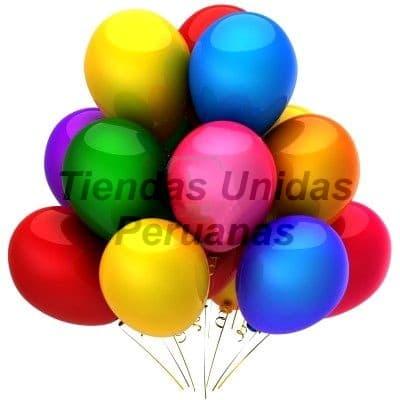 Lafrutita.com - 3 Globos con Helio - Codigo:GBH09 - Detalles: 3 Lindos globos clasicos inflados con Helio. Un detalle super especial!!! - - Para mayores informes llamenos al Telf: 225-5120 o 476-0753.