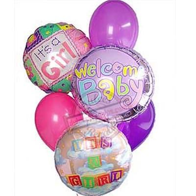 Diloconrosas.com - Bouquet de Globo 07 - Codigo:GBN07 - Detalles: Lindo detalle compuesto por 3  globos metalicos con helio, incluye globos multicolores, para ese momento tan especial. - - Para mayores informes llamenos al Telf: 225-5120 o 476-0753.