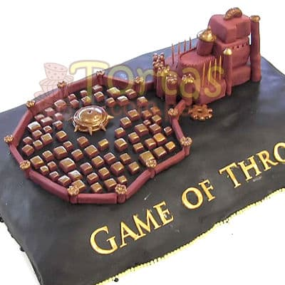 Grameco.com - Regalos a PeruTorta Game Of Throne 01