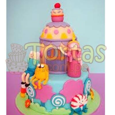 Grameco.com - Regalos a PeruHora de Aventura Torta Especial