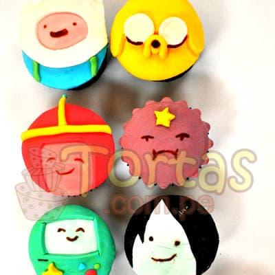 Grameco.com - Regalos a PeruMuffins Hora Aventura 12