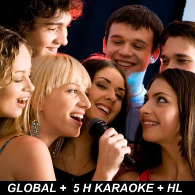 Diloconrosas.com - Pack Karaoke Global - Codigo:HLK03 - Detalles: Alquiler de karaoke Global Ten el Karaoke de Viernes a Domingo. 1 Parlante + Maq Karaoke + 2 Mic + Pistas 2 horas de karaoke + 2 horas de Dj.  + 1 hora de animacion horaloca  a base de 2 personajes. - - Para mayores informes llamenos al Telf: 225-5120 o 476-0753.