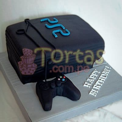 Grameco.com - Regalos a PeruTorta PS2 - PlayStation2 06