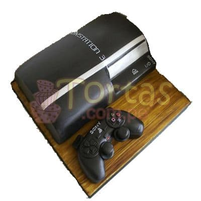 Grameco.com - Regalos a PeruTorta PlayStation3  PS3 08