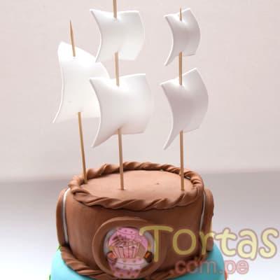 Diloconrosas.com - Torta modelada Jake 07 - Codigo:JYP07 - Detalles: Delicioso keke De Vainilla ba�ado con manjar blanco y forrado en masa el�stica. Tama�o: 20cm de diametro. Incluye velas de masa elastica y fotos en impresion COMESTIBLE de jake y amigos. - - Para mayores informes llamenos al Telf: 225-5120 o 476-0753.