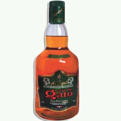 U�a de Gato - Codigo:LCC02 - Detalles: Deliciosa bebida ex�tica de la selva, todas las botellas vienen con bolsitas ecol�gicas para regalo. Este producto llegara con 24 horas de anticipaci�n.  - - Para mayores informes llamenos al Telf: 225-5120 o 4760-753.