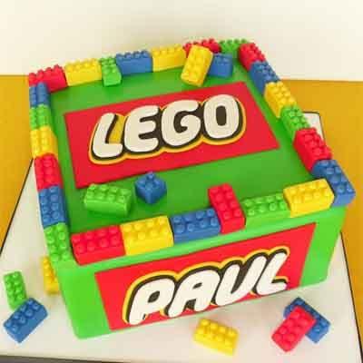 Tortas.com.pe - Torta Lego 04 - Codigo:LGT07 - Detalles: keke De Vainilla   ba�ado en manjar y forrado en su totalidad con masa elastica, con las siguientes medidas: 20x20cm, dise�o seg�n imagen, bloques modelados - - Para mayores informes llamenos al Telf: 225-5120 o 476-0753.