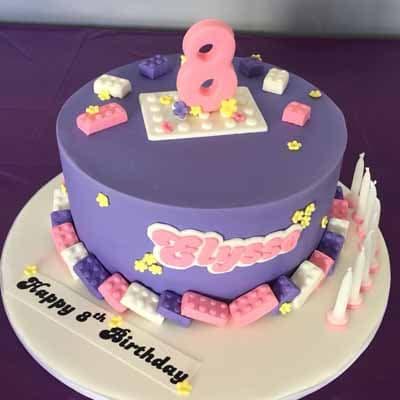 Diloconrosas.com - Torta Lego Friends 03 - Codigo:LGT14 - Detalles: keke De Vainilla   ba�ado en manjar y forrado en su totalidad con masa elastica, con las siguientes medidas: 15cm de di�metro, dise�os seg�n imagen, no incluye velas - - Para mayores informes llamenos al Telf: 225-5120 o 476-0753.