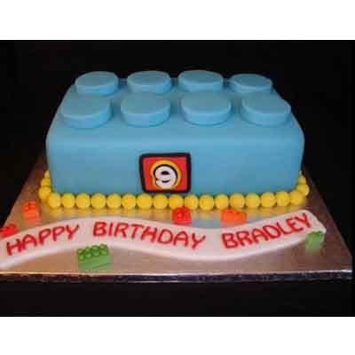Diloconrosas.com - Torta Lego 12 - Codigo:LGT24 - Detalles: keke De Vainilla   ba�ado en manjar y forrado en su totalidad con masa elastica, con las siguientes medidas: 20 x 10cm  - - Para mayores informes llamenos al Telf: 225-5120 o 476-0753.