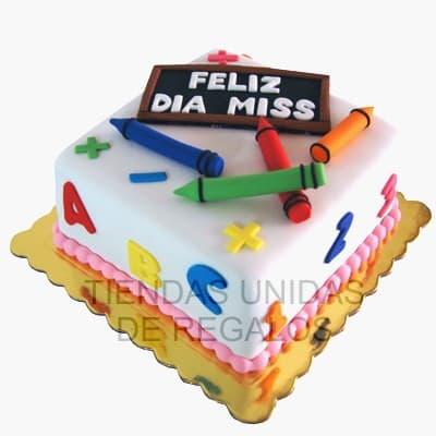 I-quiero.com - Tortita Libro 09 - Codigo:MAE09 - Detalles: Deliciosa torta a base de queque De Vainilla, toda la decoracion es en masa elastica y el libro es de medidas 10cm xv10cm. Incluye cartelito de feliz dia, y tizas de azucar. la base es en aluminio. - No incluye masa elastica en la base. - - Para mayores informes llamenos al Telf: 225-5120 o 476-0753.