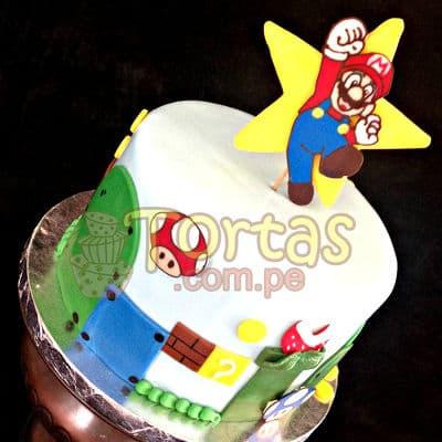 Grameco.com - Regalos a PeruTorta Mario Bros 04