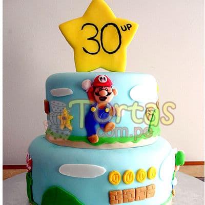 Grameco.com - Regalos a PeruTorta Mario Bros 10