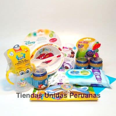 Grameco.com - Regalos a PeruCanasta Bebe 02