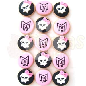 Grameco.com - Regalos a PeruMuffins Monster High 01