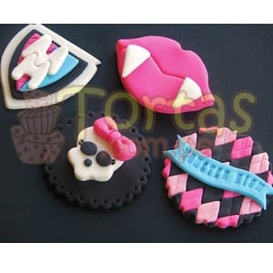 Grameco.com - Regalos a PeruMuffins Monter High 4