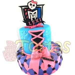 Grameco.com - Regalos a PeruTorta Monster High 07