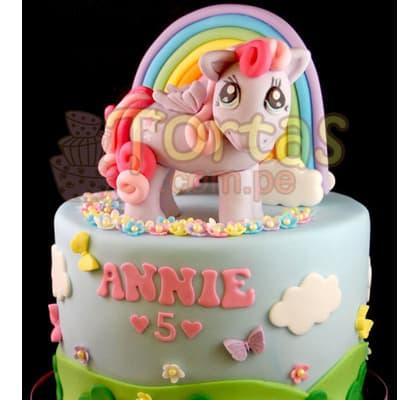 Grameco.com - Regalos a PeruTorta Little Pony 02