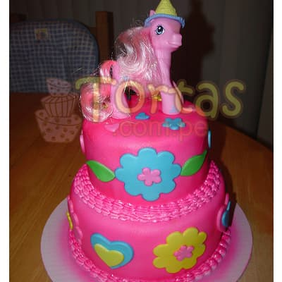 Grameco.com - Regalos a PeruTorta Little Pony 03